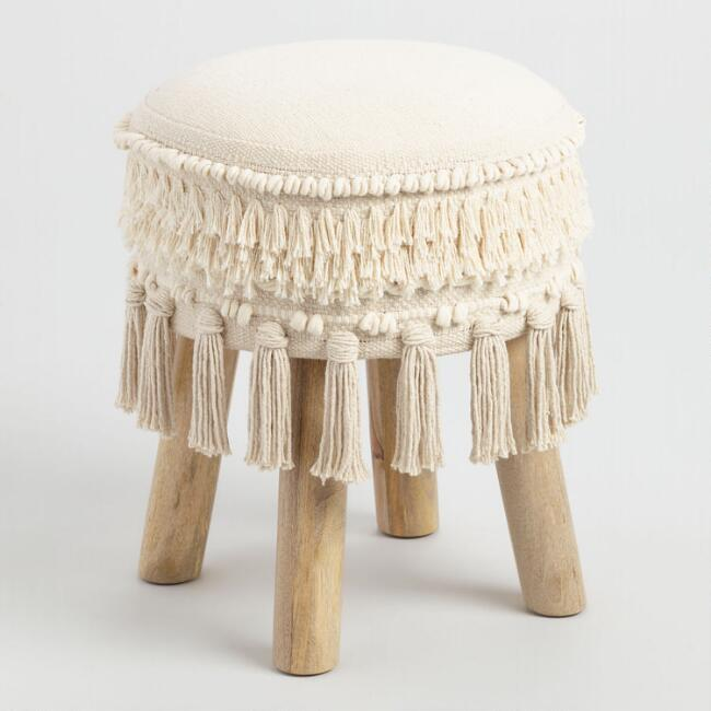 Prettiest Pull Up Stool