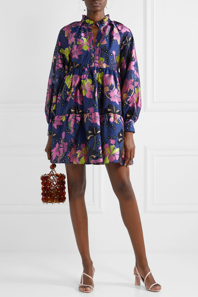 The Floral Blimp Dress