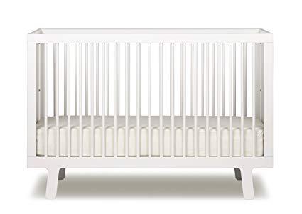 The Simplistic Crib and Toddler Bed in One