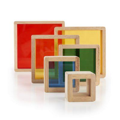 Color Window Blocks