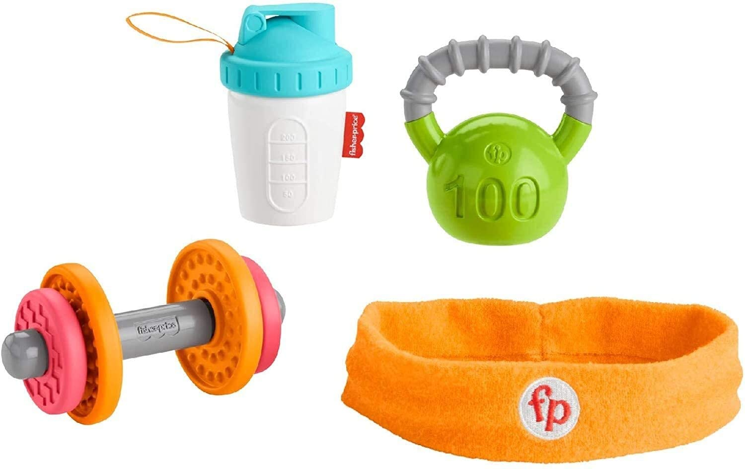 Baby Fitness Gift Set