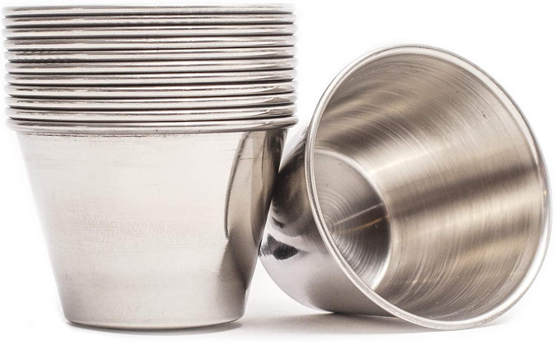 Metal Cups