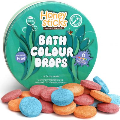 Bath Color Tablets