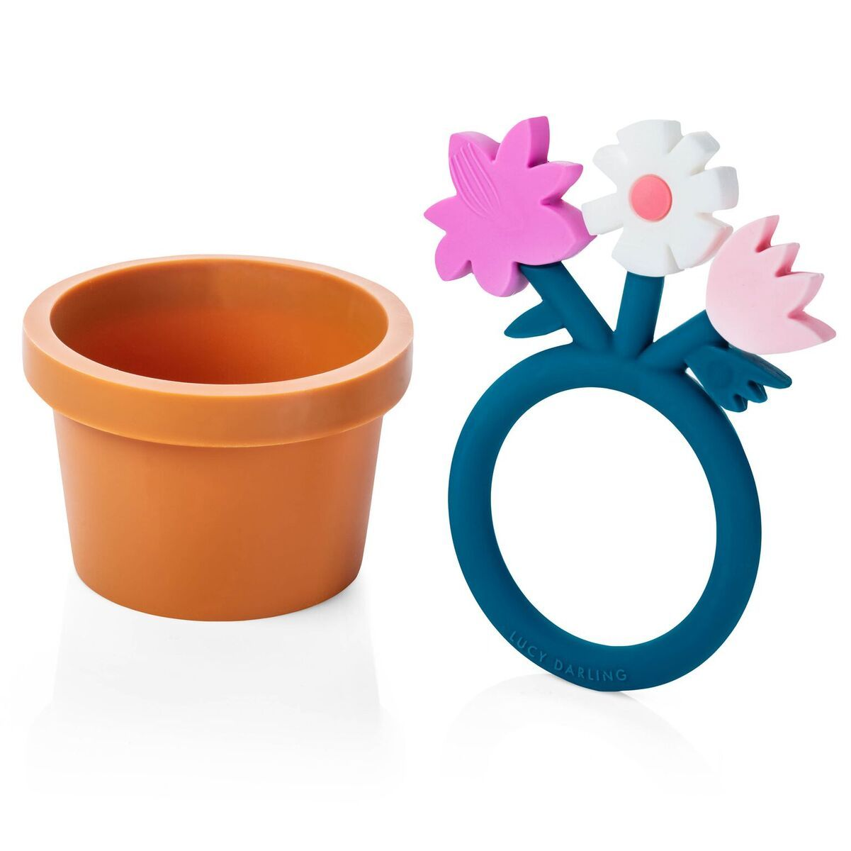 Flower Pot Teether