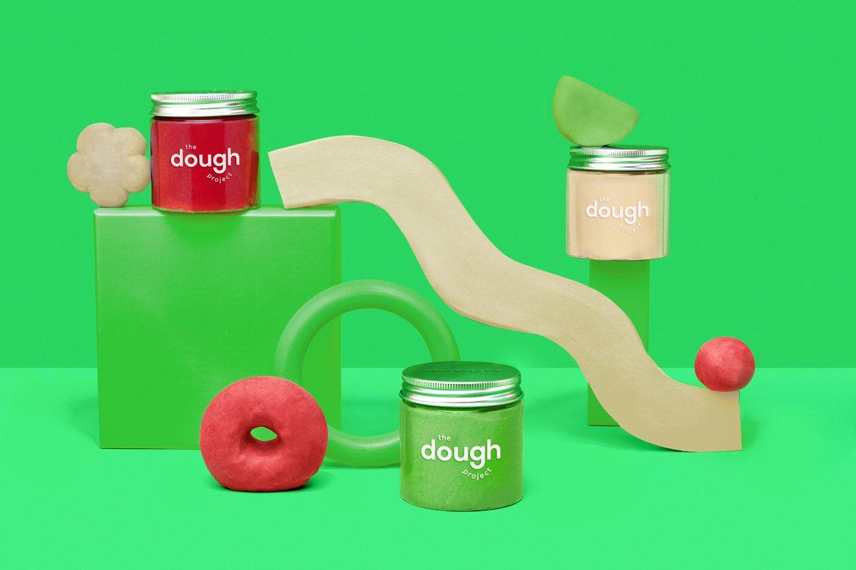 Holiday Dough Set