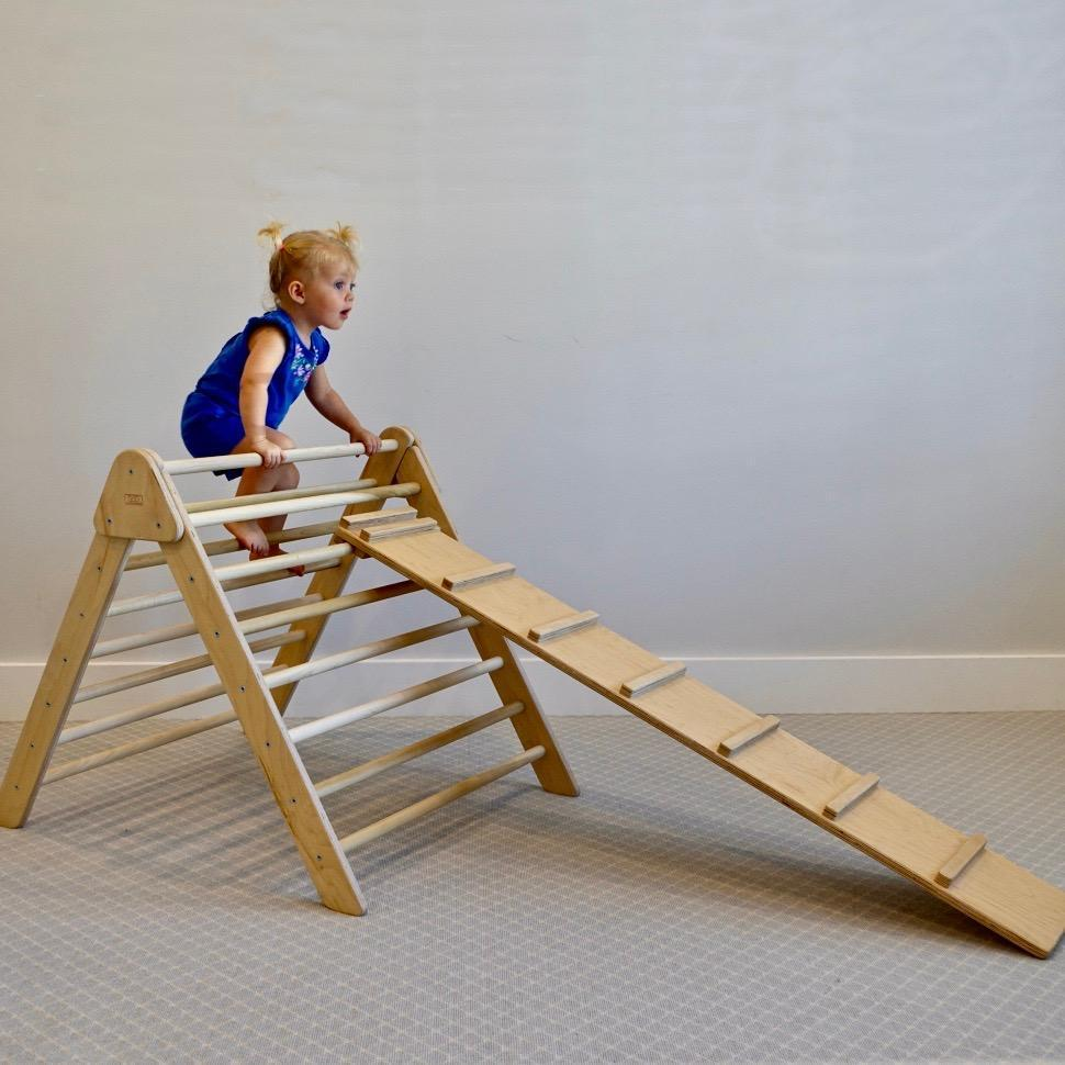 Climbing Triangle