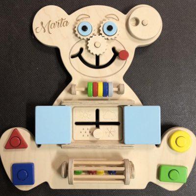 Baby Busy Board