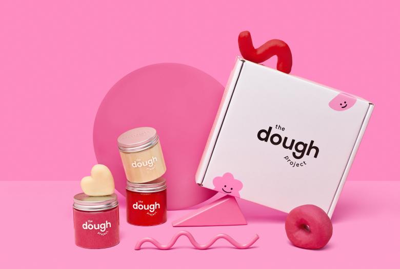 Valentines Dough Set
